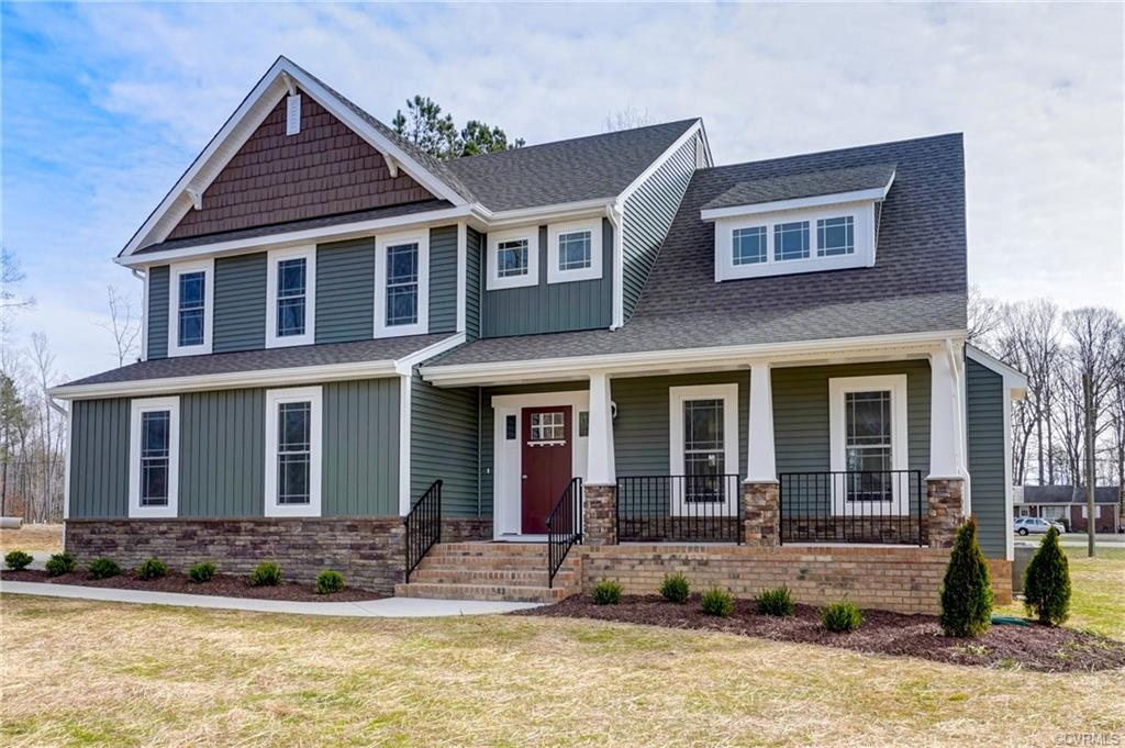 Charlotte Model by Emerald Homes